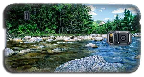 Spring-swift River Nh Galaxy S5 Case