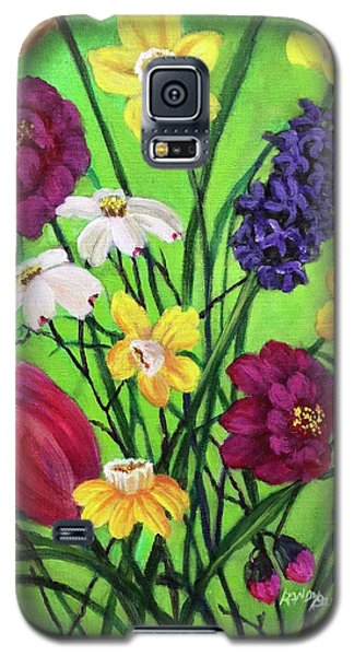 Spring Symphony Galaxy S5 Case