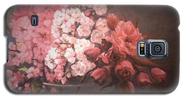 Spring Time Galaxy S5 Case by Sorin Apostolescu