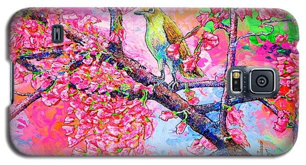 Spring Time Galaxy S5 Case by Viktor Lazarev