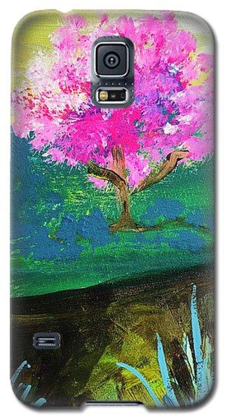 Spring Trip Galaxy S5 Case