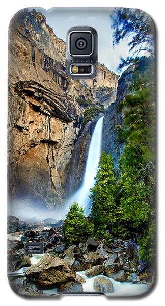 Yosemite National Park Galaxy S5 Case - Spring Valley by Az Jackson