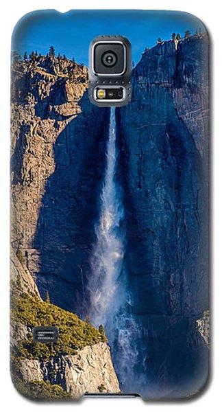 Yosemite National Park Galaxy S5 Case - Spring Water by Az Jackson