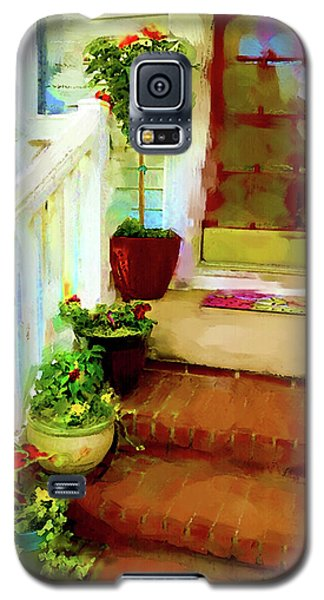 Spring Welcome Galaxy S5 Case
