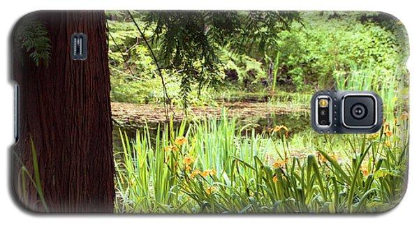 Spring Woodland Galaxy S5 Case by Victoria Harrington
