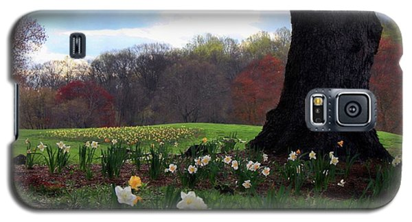Springing Forward At Edgemont Golf Course Galaxy S5 Case