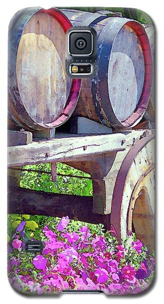 Springtime At V Sattui Winery St Helena California Galaxy S5 Case