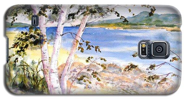 Springtime Birches Galaxy S5 Case