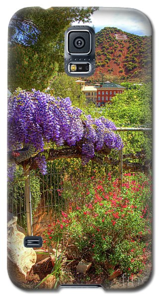 Springtime In Old Bisbee Arizona Galaxy S5 Case