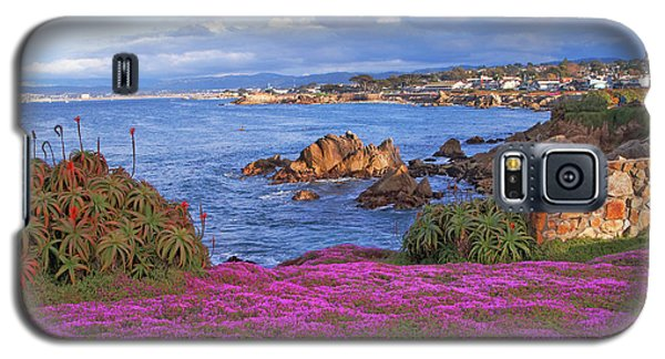 Springtime In Pacific Grove Galaxy S5 Case