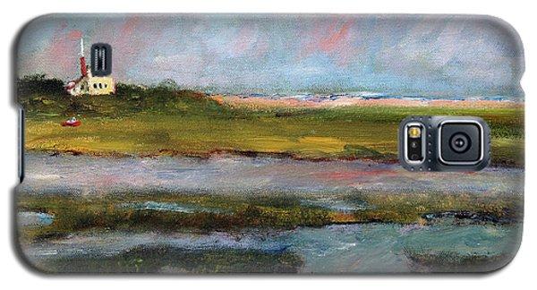 Springtime In The Marsh Galaxy S5 Case