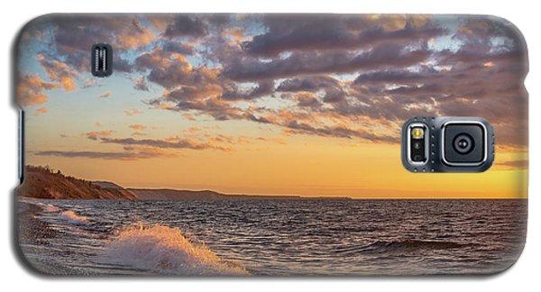 Springtime On Agate Beach Galaxy S5 Case