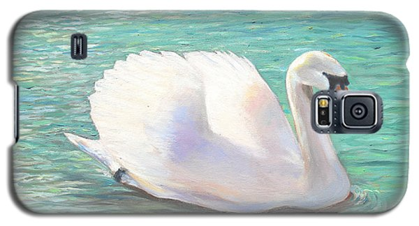 Springtime On The River Galaxy S5 Case