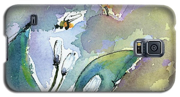 Sprint Fever Watercolor And Ink Galaxy S5 Case