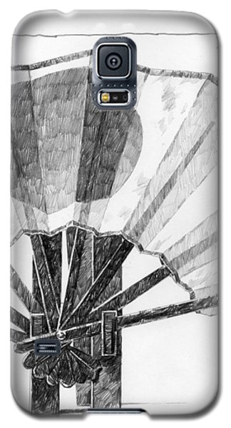 Spirit Of Japan. Fan And Matchbox Galaxy S5 Case