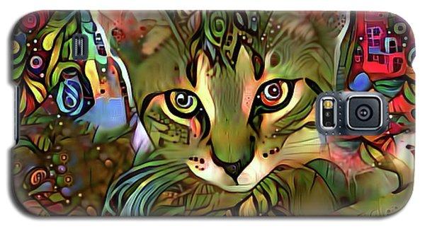 Sprocket The Tabby Kitten Galaxy S5 Case