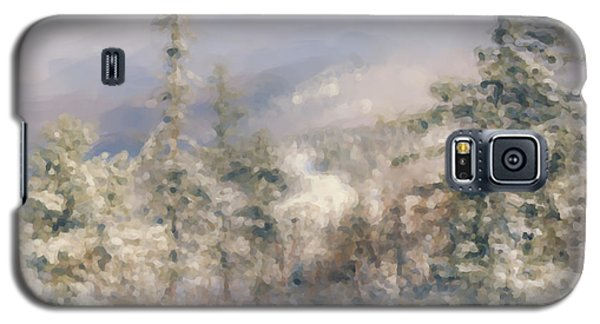Spruce Peak Summit At Sunday River Galaxy S5 Case