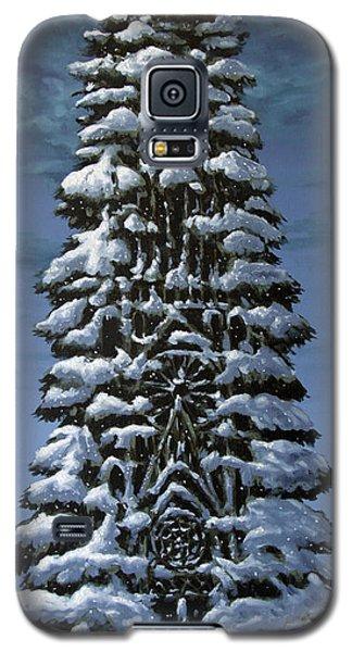 Spruce Galaxy S5 Case