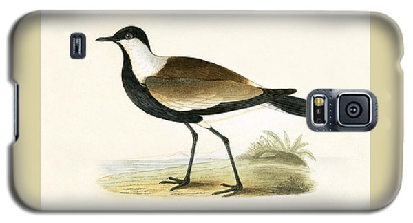 Spur Winged Plover Galaxy S5 Case
