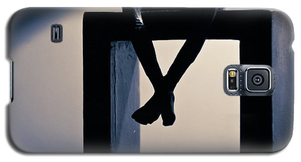 Galaxy S5 Case featuring the photograph Square Foot by David Sutton