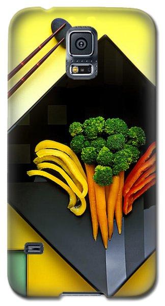 Square Plate Galaxy S5 Case