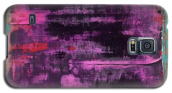 Art Print Square1 Galaxy S5 Case