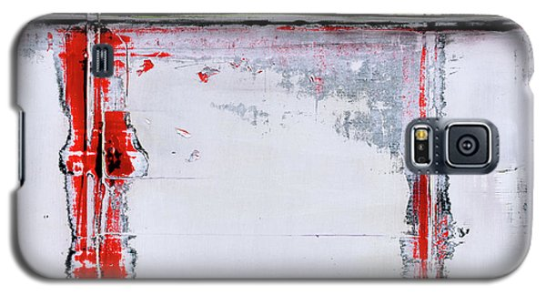 Art Print Square6 Galaxy S5 Case