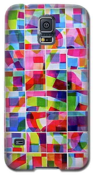 Squares Galaxy S5 Case