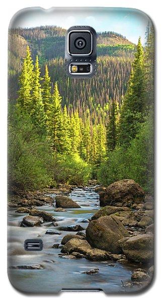 Squaw Creek, Colorado #2 Galaxy S5 Case