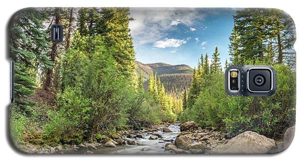 Squaw Creek, Colorado Galaxy S5 Case