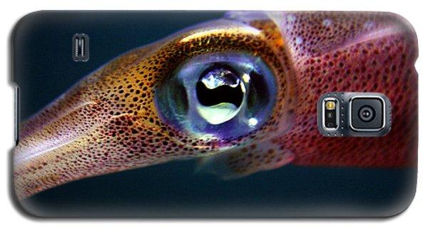 Squid Eye Galaxy S5 Case