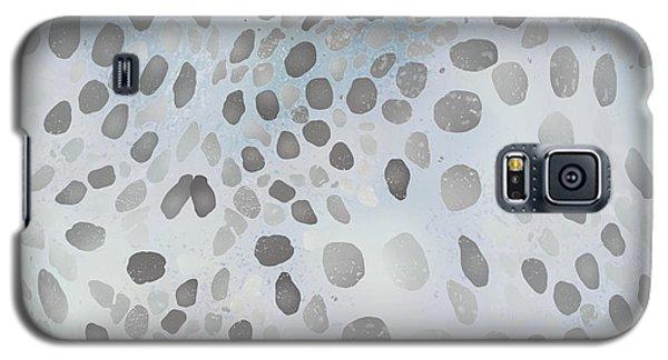 Squid Spots - Blue Gray Galaxy S5 Case