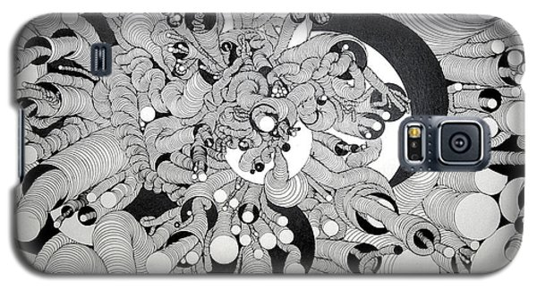 Squiggle Art By Amy Galaxy S5 Case