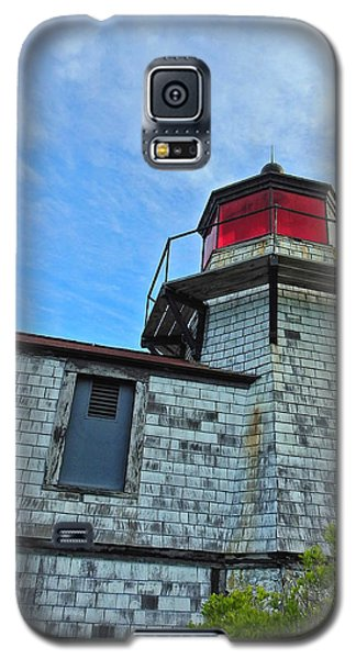 Squirrel Point Lighthouse Galaxy S5 Case
