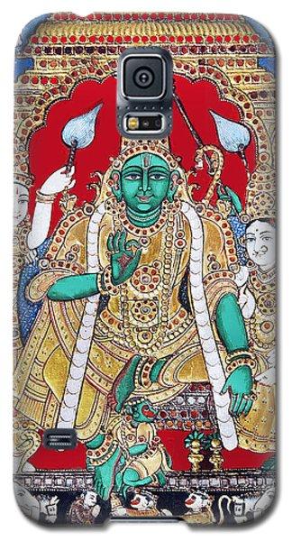 Sri Ramar Pattabhishekam Galaxy S5 Case