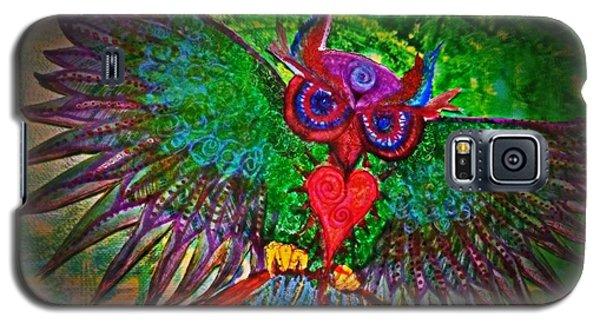 Ss Owl Galaxy S5 Case