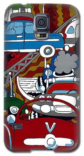 Ss Studebaker Galaxy S5 Case