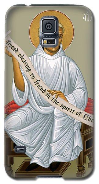 St. Aelred Of Rievaulx - Rlaor Galaxy S5 Case