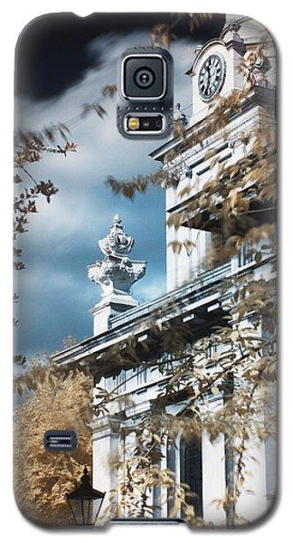 St Alfege Parish Church In Greenwich, London Galaxy S5 Case