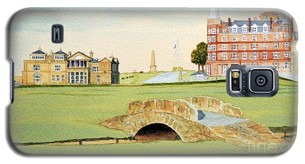 St Andrews Golf Course Scotland Classic View Galaxy S5 Case