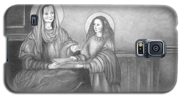 St. Anne And Bvm Galaxy S5 Case