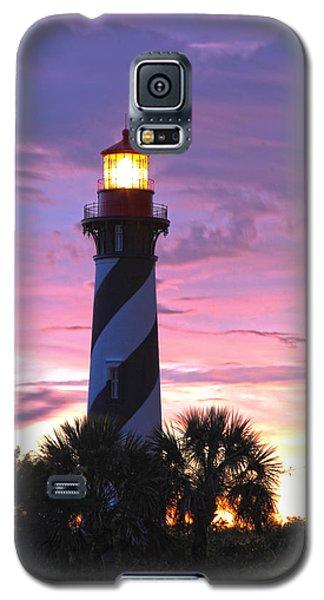 St. Augustine Light Galaxy S5 Case