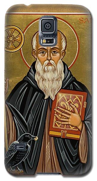 St. Benedict Of Nursia - Jcbnn Galaxy S5 Case