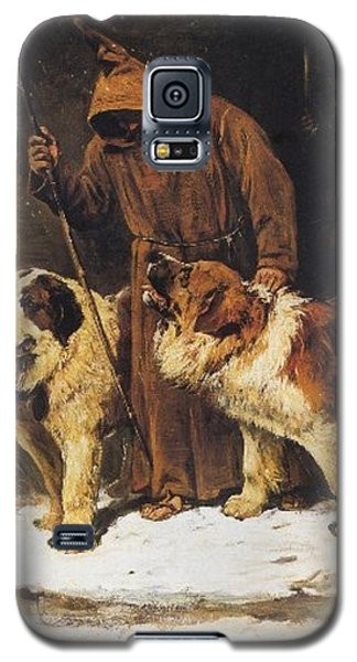 St. Bernards To The Rescue Galaxy S5 Case
