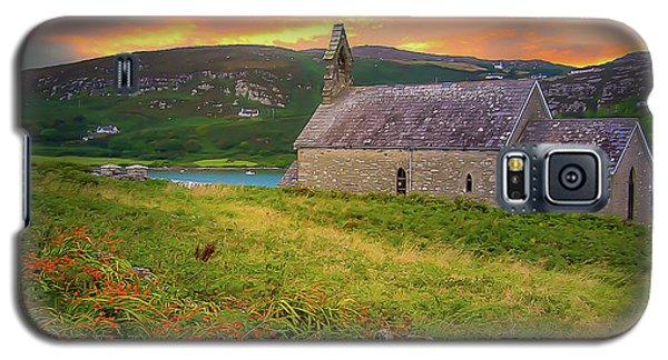 St. Brendan The Navigator Church Of Ireland In Crookhaven Galaxy S5 Case