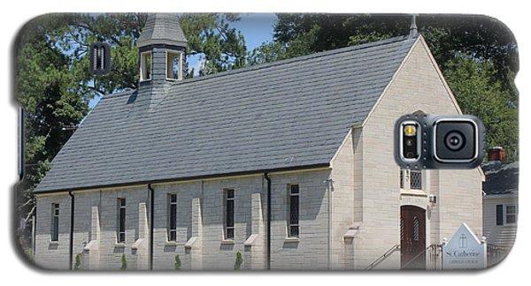St. Catherine Catholic Church 1 Galaxy S5 Case
