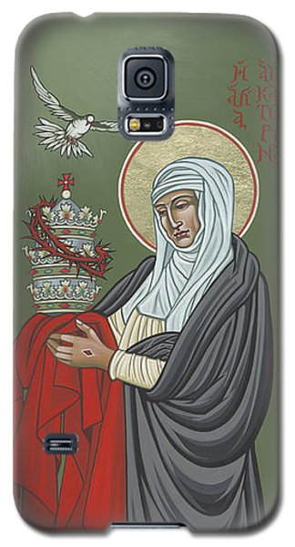 St Catherine Of Siena- Guardian Of The Papacy 288 Galaxy S5 Case