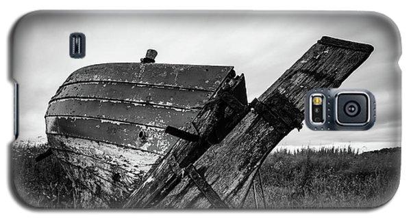St Cyrus Wreck Galaxy S5 Case