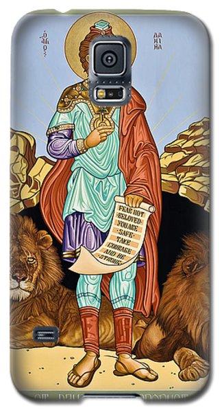 St. Daniel In The Lion's Den - Lwdld Galaxy S5 Case