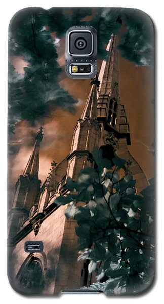 St Dunstan In The East Tower Galaxy S5 Case